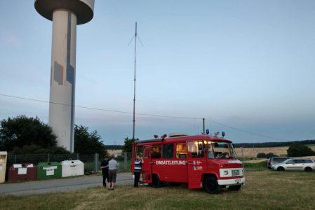 Einsatz: Probleme mit der Gleichwelle im Neckar-Odenwald-Kreis