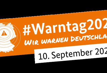 Am 10. September findet der bundesweite #Warntag 2020 statt